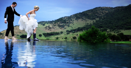 Kloofzicht Lodge & Spa winter wedding special