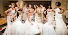 SA Weddings Crown Bride of the Year 2014