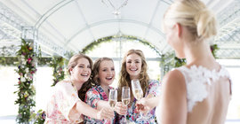 5 Tips For Keeping Calm On Your Wedding Day