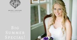 GF Bridal Couture - Sale