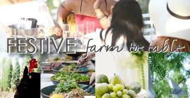 Festive Farm to Table