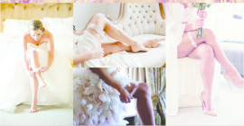 Vows - 20% off all garters sets