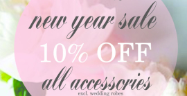 Vows - New Year Sale