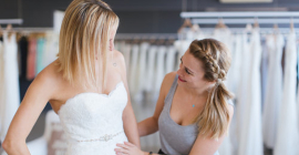 Top Tips: To Finding Your Wedding Dress