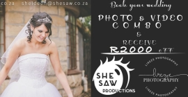 R2000 off Photo & Video combo
