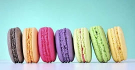 The Dessert We All Love - Aimee Lloyd Macarons!