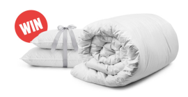 Yuppiechef - WIN R5,000 Worth of Royal Comfort Bedding