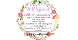 Yellow Lemon Photo Booth - 10% off all packages available in 2017