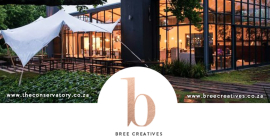 Book With The Conservatory and Receive FREE Stationery by Bree Creatives