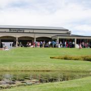 venue, wedding venue, pond