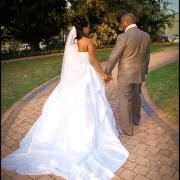 suit, veil, wedding dress