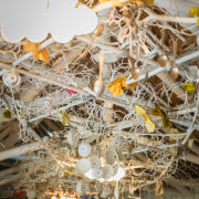 chandelier, decor
