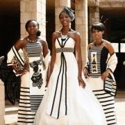 african, bridesmaid dress, wedding dress