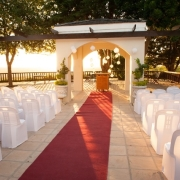 altar, ceremony, aisle, outdoor ceremony, outside ceremony