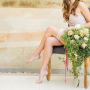 bouquet, garter