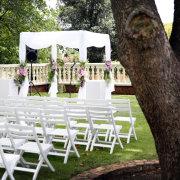 gazebo, outdoor ceremony