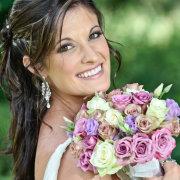 bouquet, makeup