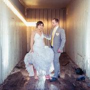 bride and groom, suit, wedding dress
