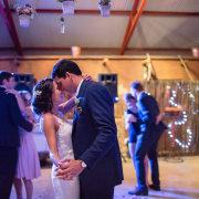 bride and groom, dance floor, first dance