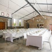 chairs, lighting, reception