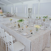 chairs, decor, table setting
