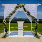 arch, ceremony