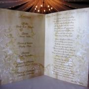 gold, wedding stationery
