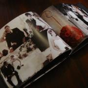 photography, wedding album