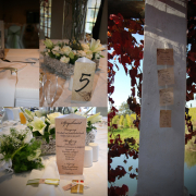 seating plan, table, table numbers, stationery