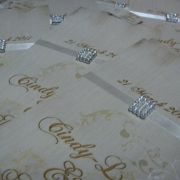 cream, wedding invitation, wedding stationery