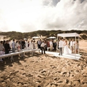 beach, wedding ceremony