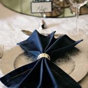crockery, serviette, table