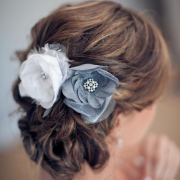 hairpins, hairstyle