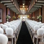 ceremony, chapel, wedding isle
