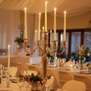 candles, centrepiece, decor, table