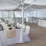 reception, tent