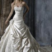 bridal wear, wedding dress, white, wedding dress