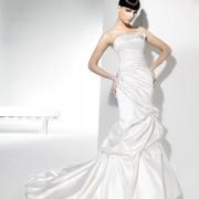 bridal wear, wedding dress, wedding dress, white