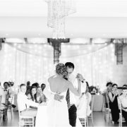black and white photography, first dance