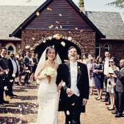 confetti, dress, suit, wedding dress