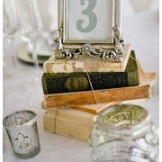 decor, table numbers