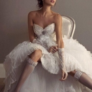 bridal wear, wedding dress, lace, wedding dress, shoes, gloves