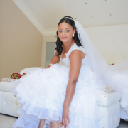 dress, hairstyle, shoes, tiara, veil