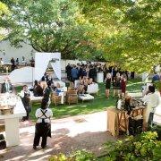 reception, winelands