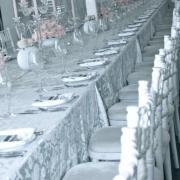 decor, table setting, wedding tablecloth, tablecloth