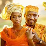 african, makeup