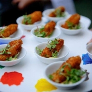 canapes, catering