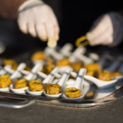 catering, canapes
