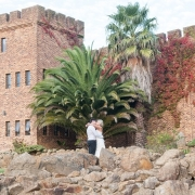 palm trees, venue, wedding venue