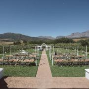 mountain, outdoor, reception, venue